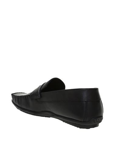 Cotton Bar Cotton Bar Erkek Siyah Günlük Ayakkabı Siyah